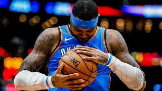 Is Carmelo Anthony POISON?