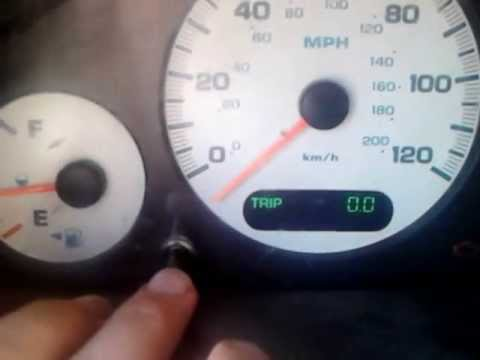 How To Fix A Chrysler Sdometer