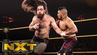 Raul Mendoza vs. Cameron Grimes: WWE NXT, Dec. 11, 2019