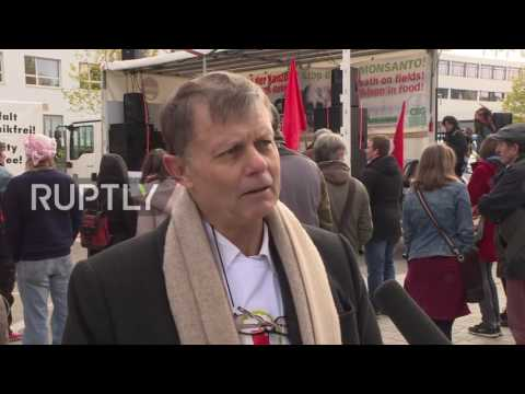 Germany: 'Marriage made in hell' - Activists condemn Bayer-Monsanto merger