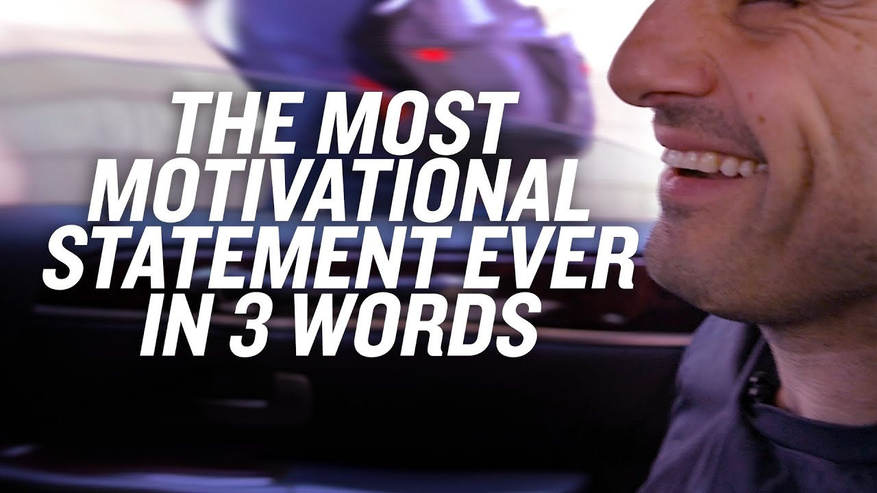 Garyvee Quotes Wallpaper The Most Motivational Statement Ever In 3 Words Youtube