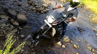 Royal Enfield | Water Crossing | Off Roading | Bullet 350 Classic | Moto Vlog | Nature | Mountains |