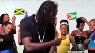 Mavado - Caribbean Girls - [Official Music Video] - Nov 2012