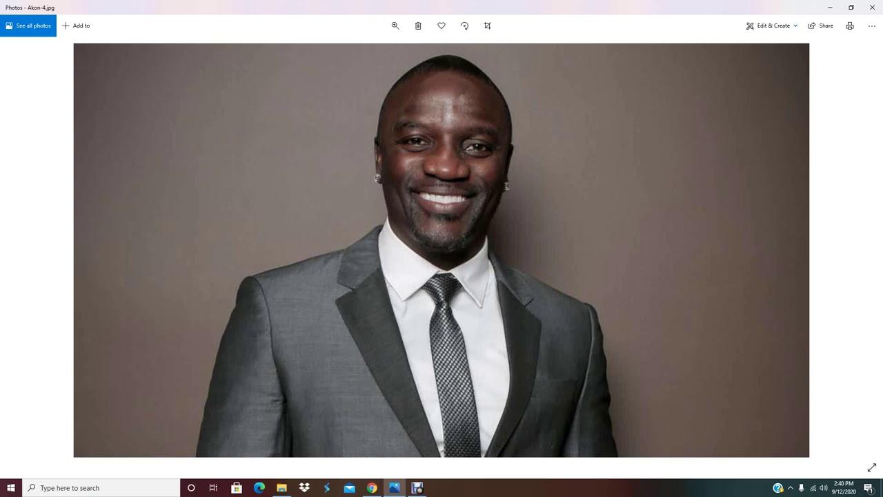 Akon Was Wrong