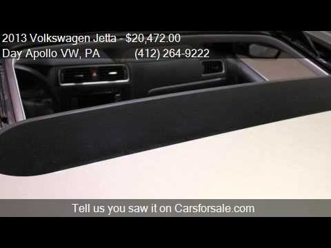 2013 Volkswagen Jetta Tdi For Sale In Moon Township Pa 1510 Youtube