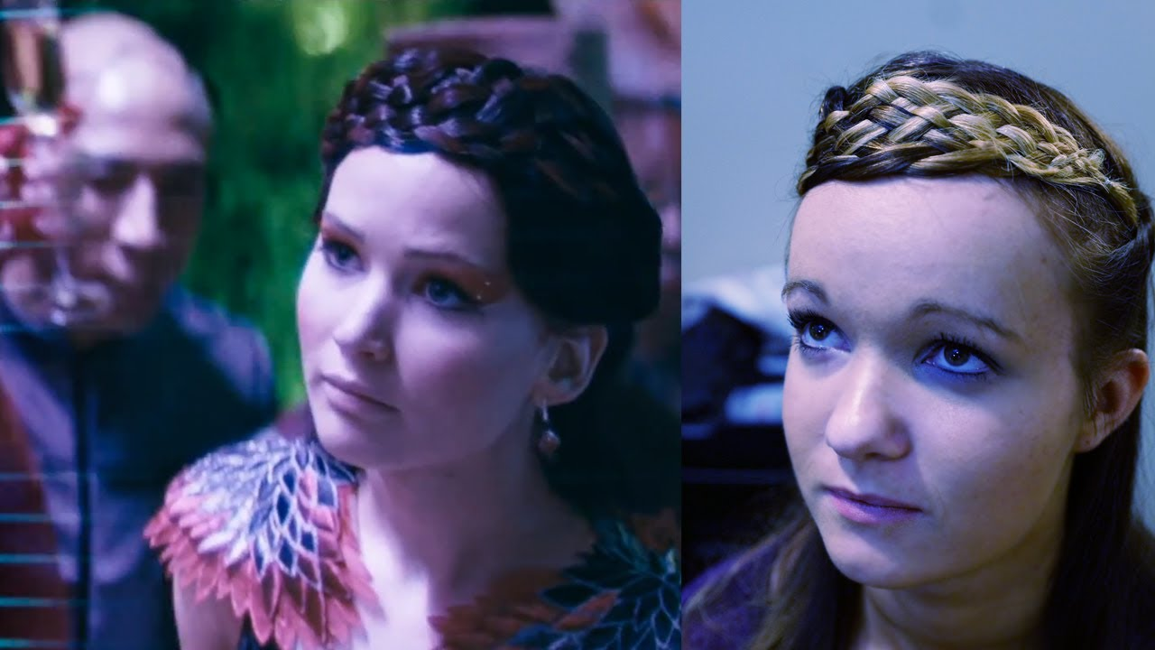Katniss 7 strand Braid...