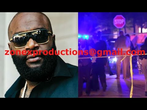 Rick Ross SHOT in East Atlanta club,after dissin 21 savage(VIDEO MUST SEE!)