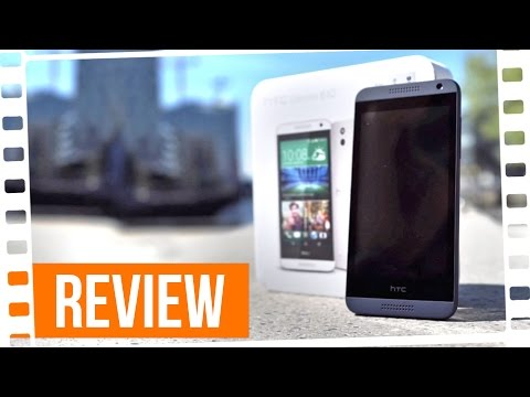 HTC Desire 610 Review - 4K