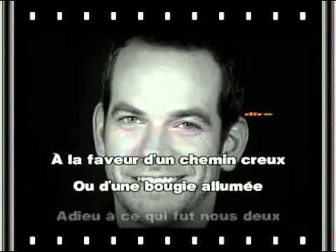 L'adieu - Garou (karaoke)