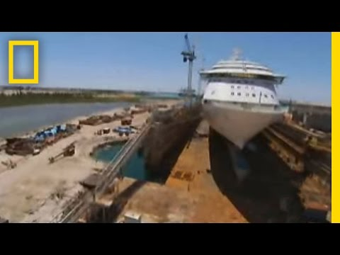 Cruise Ship Fix | National Geographic