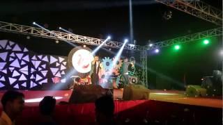 DANCE ON BHOJPURI SONG | NIT AGARTALA | ADVAITAM 3.0 |