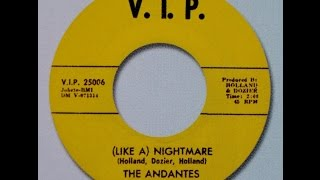 "HD#362.The Andantes 1964 - ""( Like A ) Nightmare"""