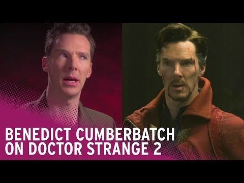 Will There Be a Doctor Strange 2? Benedict...