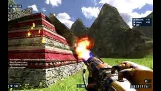 Serious Sam HD: The Second Encounter Gameplay for PC [HD]