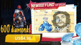 The best way to purchase diamonds ever! in Creative Destruction