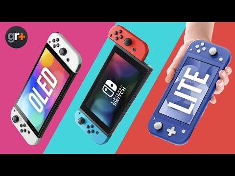 Switch OLED Review & Comparison