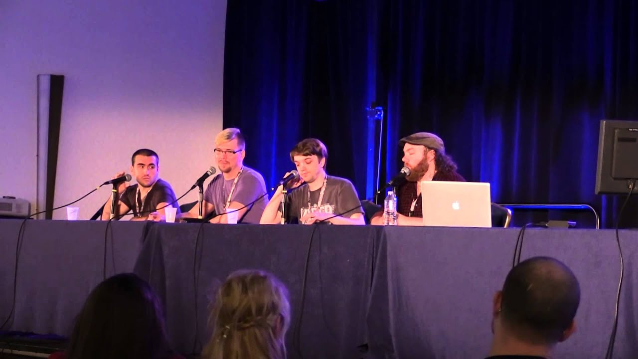Download THAC TV Presents: ConnectiCon Marble Hornets/THAC Q&A