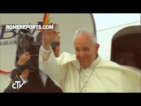 Tóm tắt chuyến tông du Châu Mỹ Latinh của Đức Giáo Hoàng