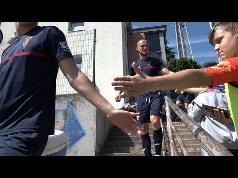 Jarosław Fojut: Ostatni sparing i w końcu liga