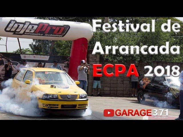 Festival de Arrancada ECPA 2018 - Puxadas Parte 01