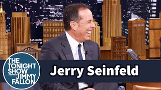 Jerry Seinfeld Is a Happy Irritable Person