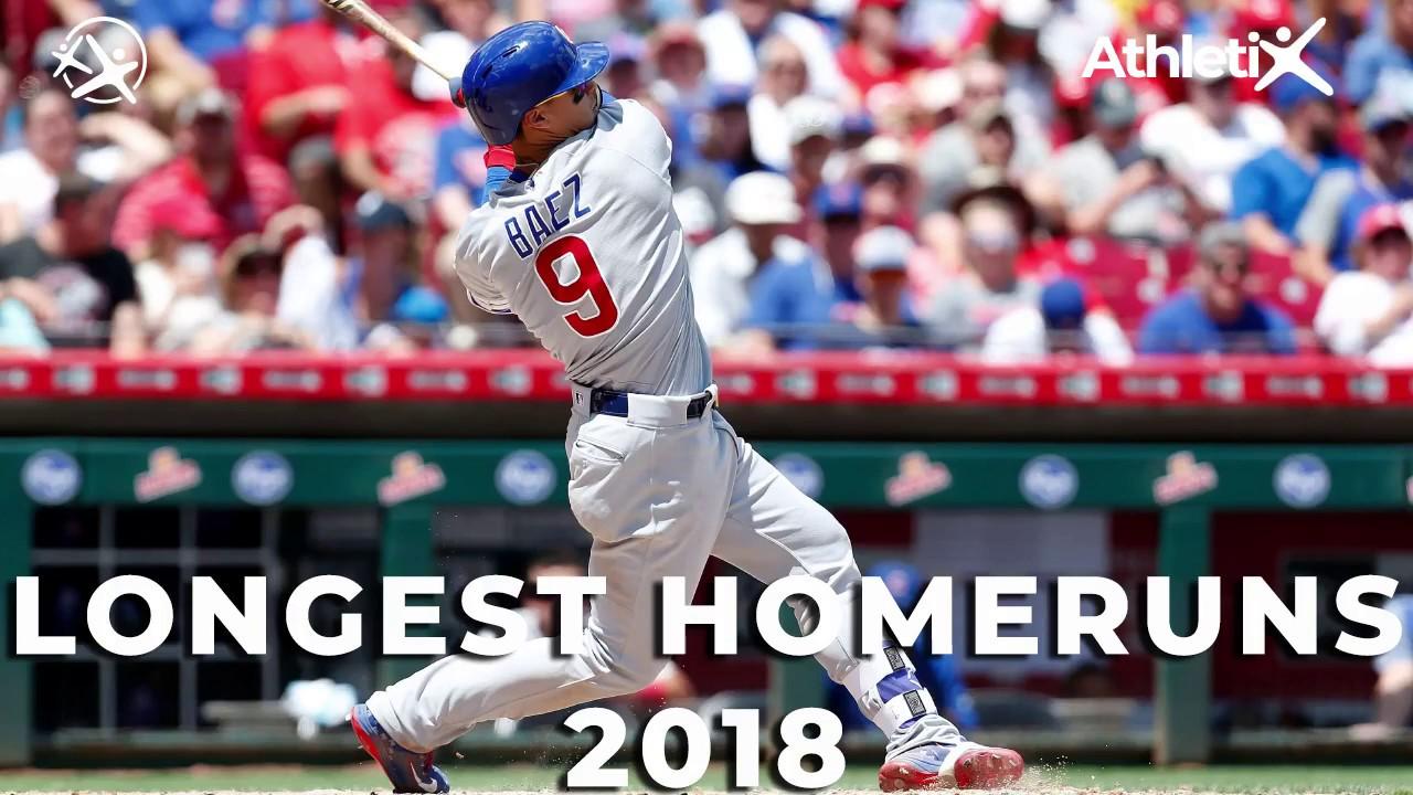 Longest Major League Homeruns