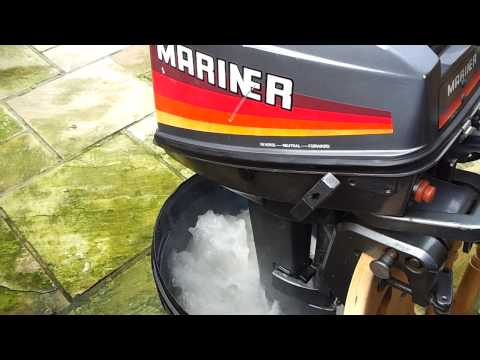 mariner 8hp outboard 2 stroke