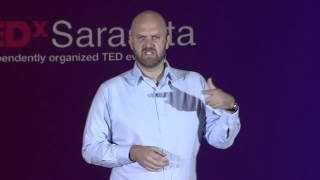 Preparing our next generation for the global economy and diplomacy | Chris Plutte | TEDxSarasota