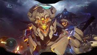 Halo 5 Guardians- Single Player Gameplay Demo E3 2015