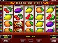 Bells on Fire video slot - Review Amatic casino game