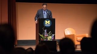 .@fordschool -  Reverend Jesse Jackson: What's next for us? Hope and Reflection