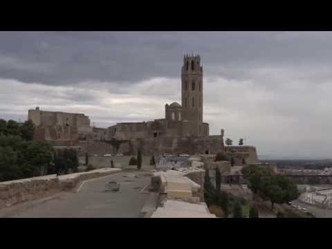 Desde la Seu Vella de Lleida 2016