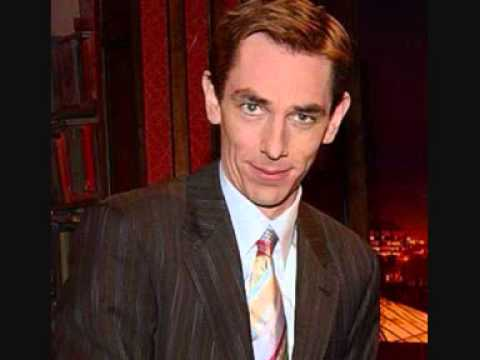 Ryan Tubridy loses his cool with domestic abuser