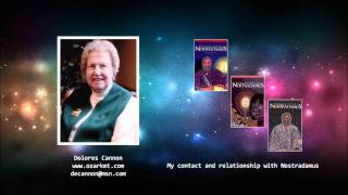 Dolores Cannon - The Metaphysical Hour - Nostradamus (Part One) - 2006 Sept 01 Pt1