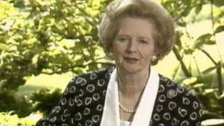 What did Margaret Thatcher do for Britain's economy?