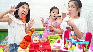 Vua Đầu Bếp nhí Bộ Đồ Chơi Nấu Ăn Mới 2019 - Trang Oz