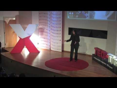 Quien dijo que los Sordos no: Graciela Rascon at TEDxTijuana