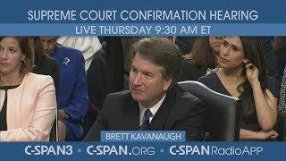 Supreme Court Brett Kavanaugh
