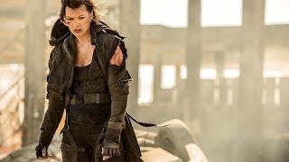 Обитель зла 6: последняя глава / Resident Evil: The Final Chapter (2016) ТРЕЙЛЕР