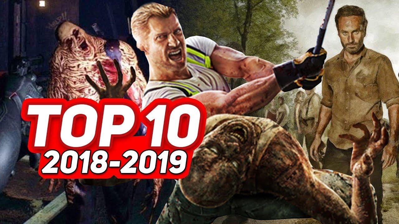 Top 10 Juegos De Zombies 2018 2019 Youtube