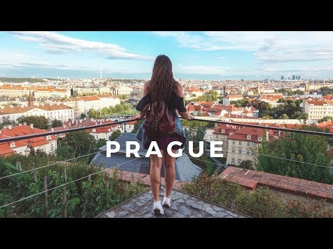 Weirdest Tourist Attraction Ever! // Backpacking Europe - Prague, Czech Republic