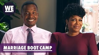 Meet Michel'le & Stew! | Marriage Boot Camp: Hip Hop Edition