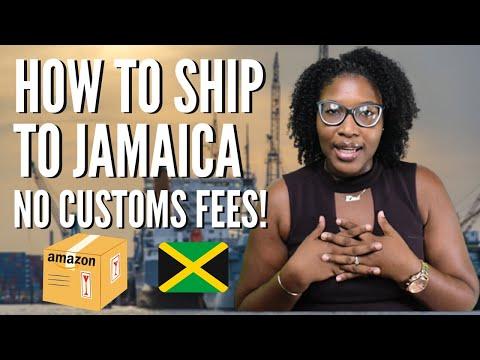 HOW TO SHIP TO JAMAICA| NO CUSTOMS FEES!