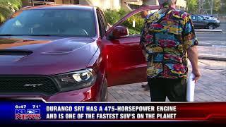 7 11 Segment 2018 Dodge Durango SRT 392