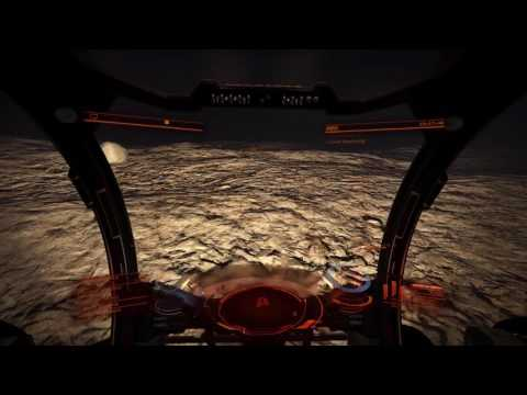 Elite Dangerous - Planetary Scan Job