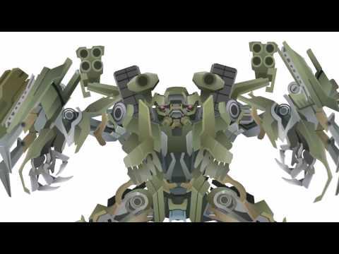 BRAWL Transform - Short Flash Transformers Series