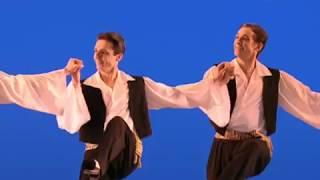 Юбилейный концерт Государственного академического ансамбля народного танца имени Игоря Моисеева