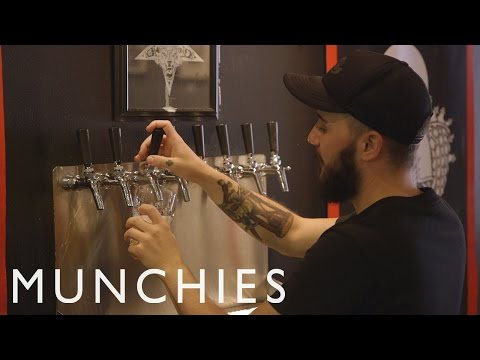 Denver's Black Metal Brewery: Craftwerk With TRVE Brewing Company