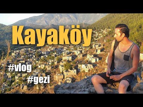 """Hayalet Köyü Gezdim!!! """"Kayaköy"""" ( Ghost Town )"""