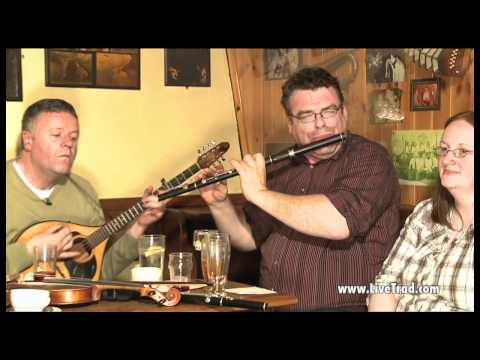 O'Connor's Pub OAIM Launch Clip 3 - Traditional Irish Music From LiveTrad.com